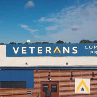 Tiny Houses For Homeless Veterans Veterans Community Project