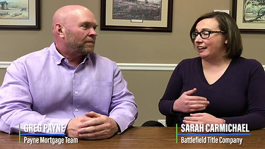 Title Insurance with Sarah Carmichael at Battlefield Title
