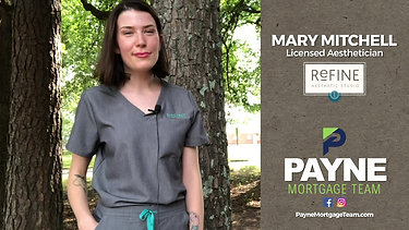 Mary Loves the Payne Mortgage Team!