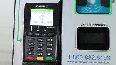 How to Buy a Laundry Card with Debit Credit Card