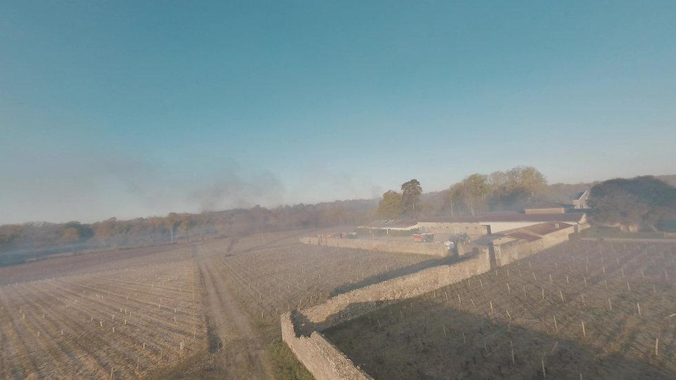 Prises de vues FPV / Château du Coing / Muscadet