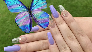 BUTTERFLY- NAILS BY NAOMI