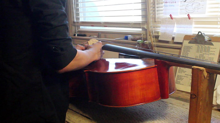 Mandarin Strings | Instrument Rentals