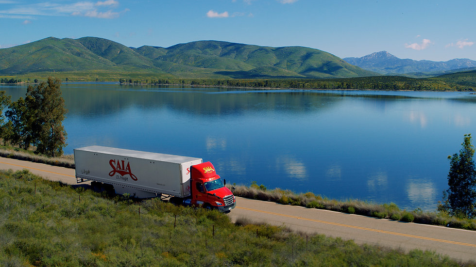 Saia Driving Business