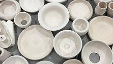 Custom Firing Job from Sip & Spin Pottery