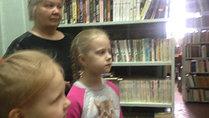 """В библиотеке № 30 мкр. Климовск проходит Акция читают дети о войне """"Глазами тех, кто был в бою"""""""