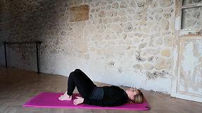 Pilates jambes fines & sculptées niveau2