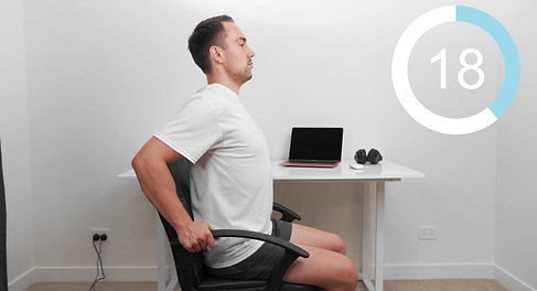 Desk Workers Stretching Routine