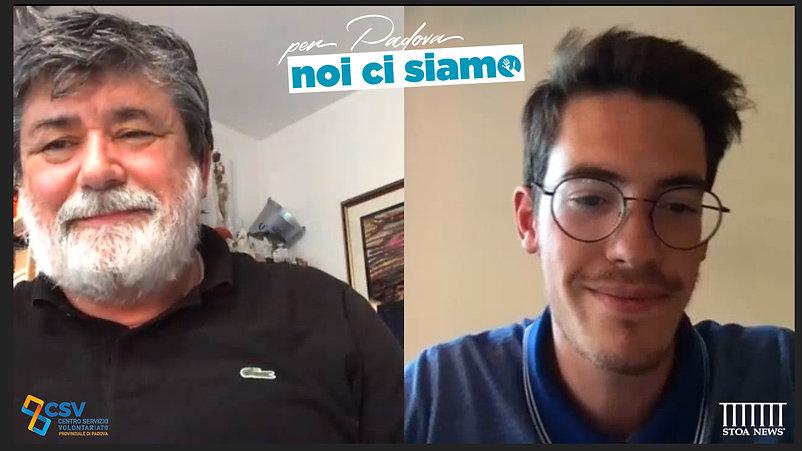 Per Padova Noi Ci Siamo - Intervista al Presidente del CSV Padovano