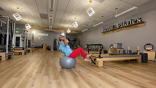 Video 3 - Truncated Ab Series with a Yoga Ball