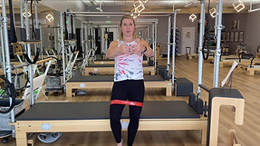 Video 24 - Abs & Legs with a Cicular Theraband