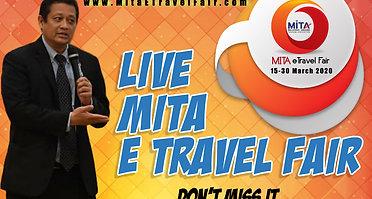 Buat apa tu - Jangan lupa MITA eTravel Fair