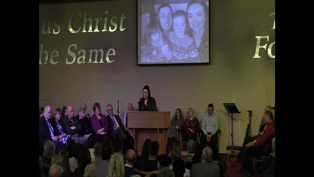 Rebecca Muldrew testimony