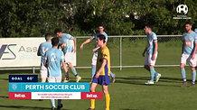 Perth SC v Inglewood United - 2019 NPL WA Qualifying Final