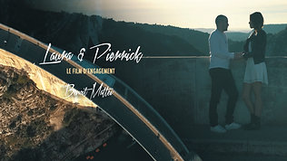 "Film d'engagement ""Laura & Pierrick"""