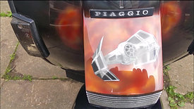Star Wars Scooter