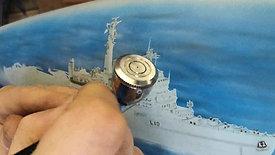 Royal Navy Virago tank pt2