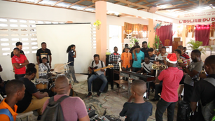Experience Ayiti Workshop in Gonaives & Carrefour