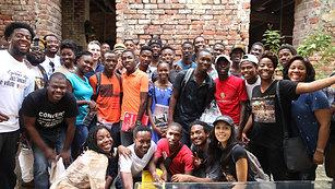 Experience Ayiti Donates Upright Bass to Haiti
