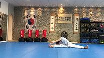 Stretching mit Basti - Teil 3