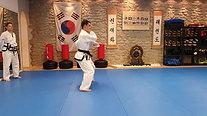 3. Hyong: To-San Hyong