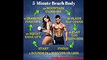 5-Minute Beach Body Video 2