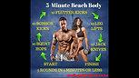 5-Minute Beach Body Video 3