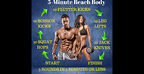 5-Minute Beach Body Video 3