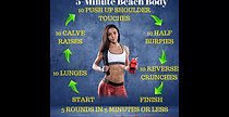 5-Minute Beach Body Video 4