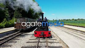 Statfold Barn Railway/'Statfold Goes Wild!' - Event Coverage