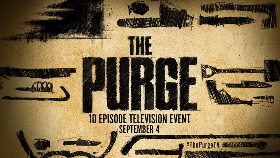 THE ANIMATED HISTORY OF THE PURGE