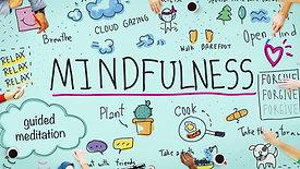 "4.15 ""Mindfulness"" with Dr. Stephanie Williams"