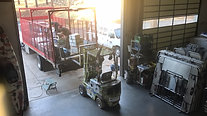 Loading the Truck - Time Lapse