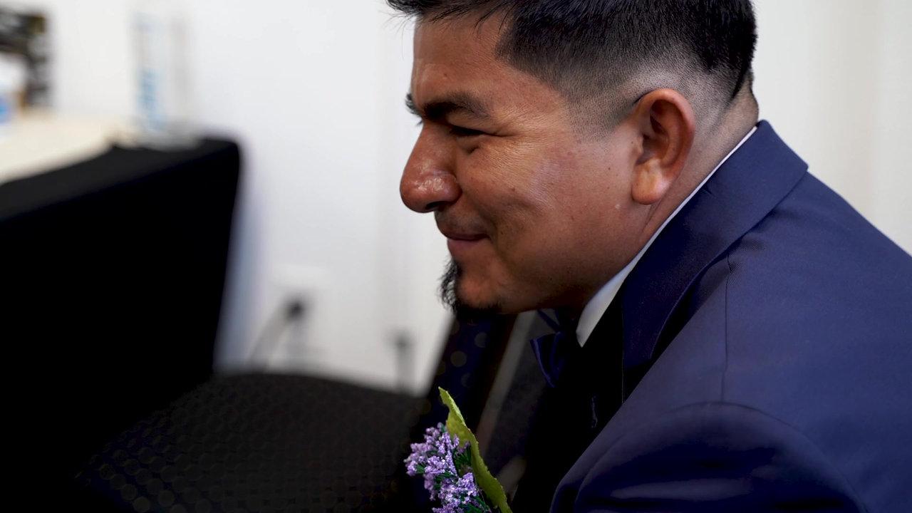 Sneak Peak Wedding
