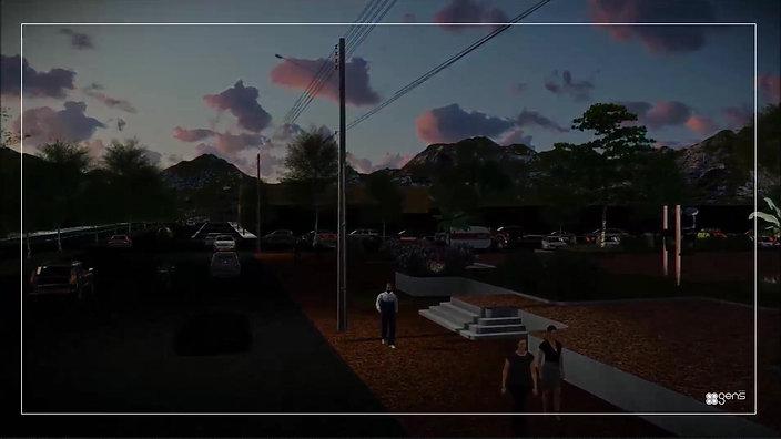 MISS ARARAQUARA 2020 | ARQUITETURA EFÊMERA (CENOGRÁFICA) )