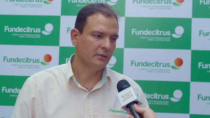 FUNDECITRUS | DIA DE CAMPO - TECNOLOGIA DE APLICAÇÃO NA CIDADE DE BEBEDOURO | SP