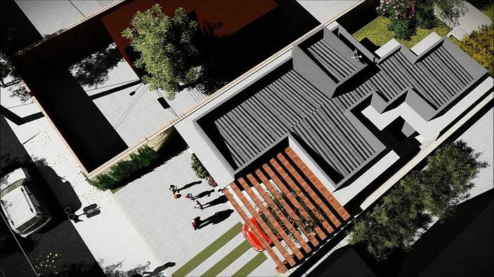 ANIMAÇÃO MAQUETE ELETRÔNICA | RESIDENCIAL 60M²