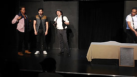 Cockney Market by Samuel Palmer starring Jeremy Guskin, Geoff Ross, Bri Giger, Carlos Santos