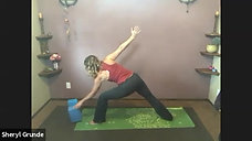 Slow Flow: Hand Alignment, Hip Opening, Bring the Calm 10/12/20