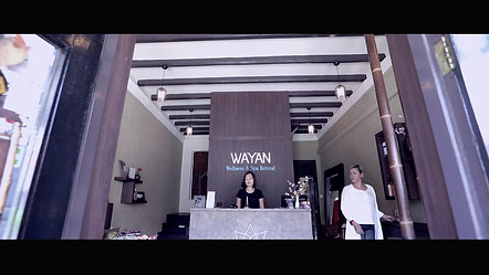 Promo Video for Wayan Spa Retreat