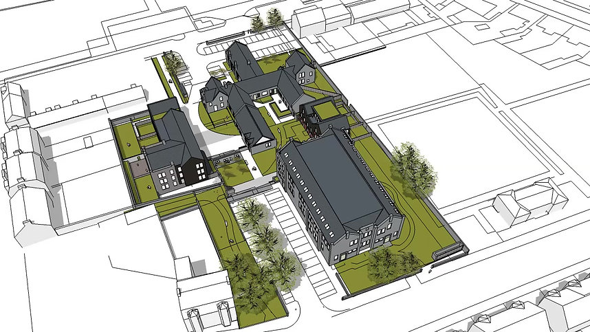 Vision for Victoria Road School redevelopment