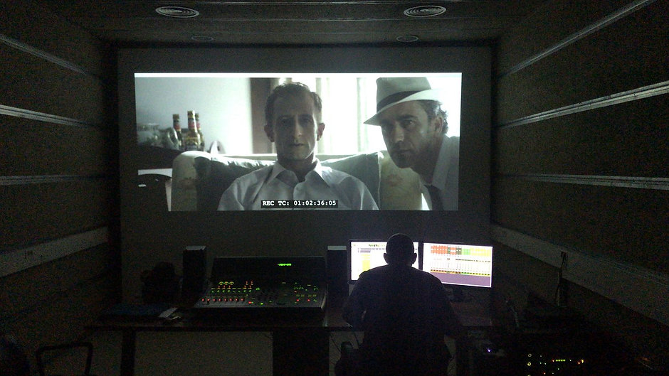 Sound Mixing & Post Production
