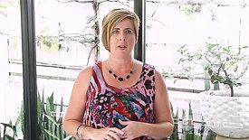 Testimonials - Leanne - First Speaking Engagement
