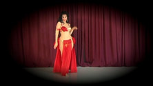 70's belly dance by Layla Taj