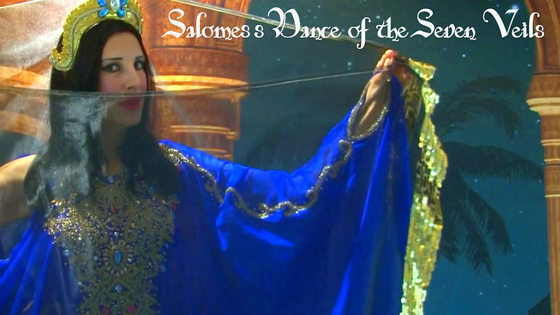 *Salome's Dance of The Seven Veils
