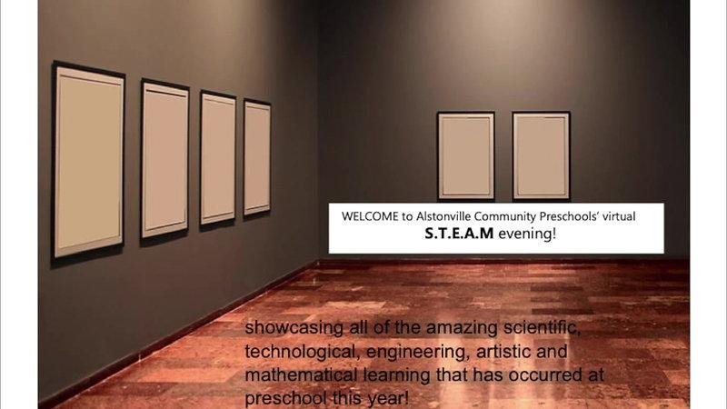 Virtual STEAM Exhibition 2020