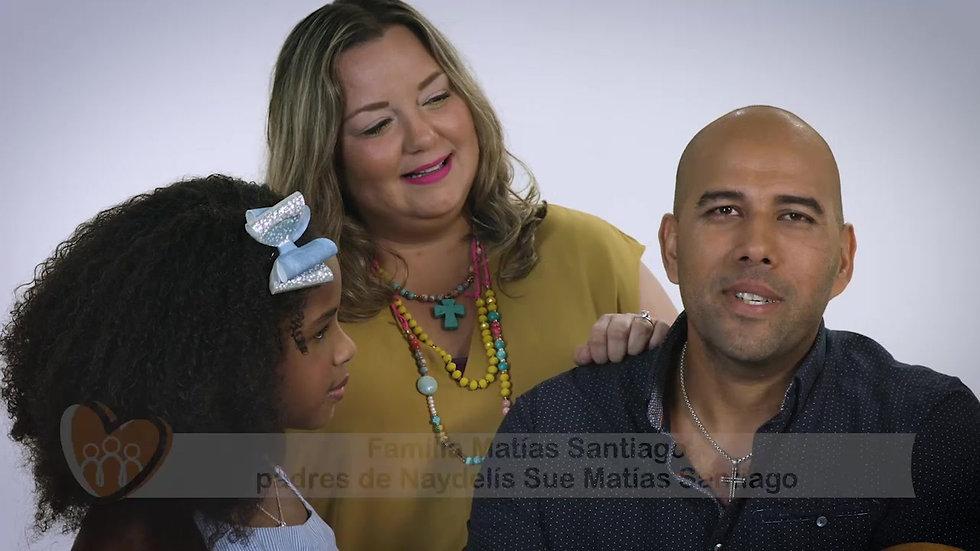 Testimoniales - Familias Que Nacen del Corazón