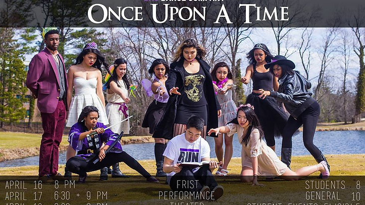 BAC Presents: Once Upon A Time (Spring 2015)