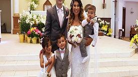 Richard & Dorjay Wedding Highlight