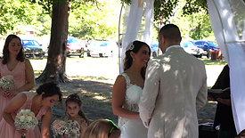 Marielle & Joe Wedding